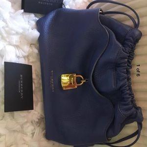 2014 Burberry Prorsum Crush Bag